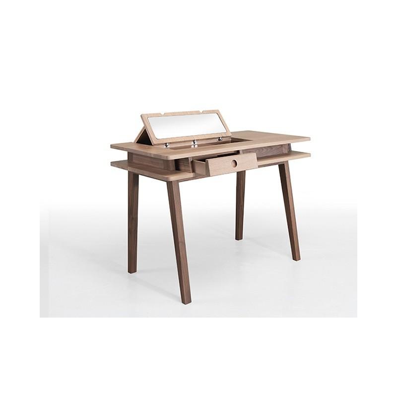 bureau ou coiffeuse lei wewood. Black Bedroom Furniture Sets. Home Design Ideas