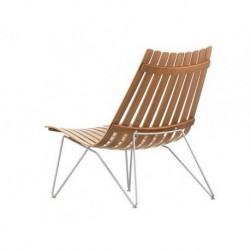 Chaise basse Scandia Nett