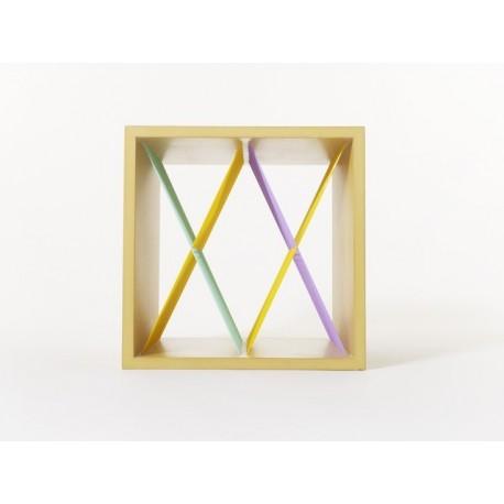 Cube de rangement écume des jours