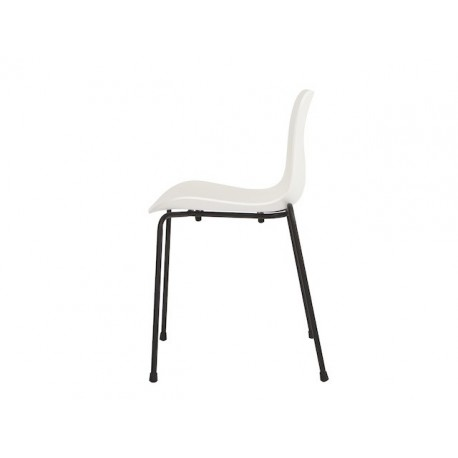 Chaise empilable Langue