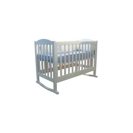 Paire de bascules pour lit bébé