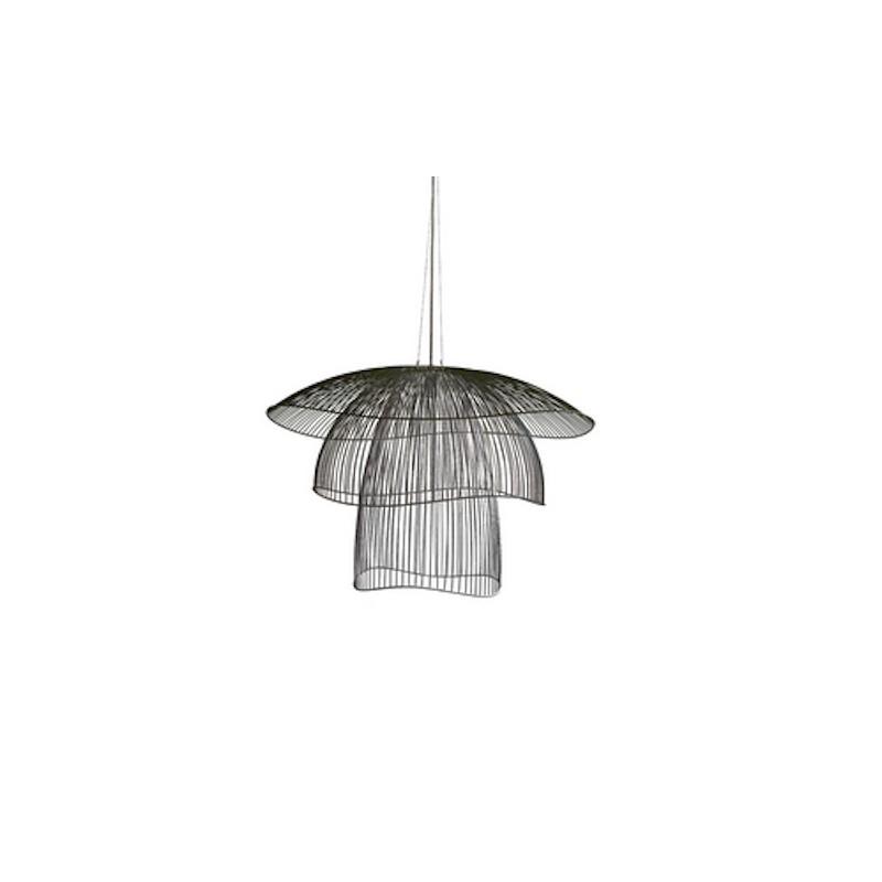 suspension papillon forestier. Black Bedroom Furniture Sets. Home Design Ideas