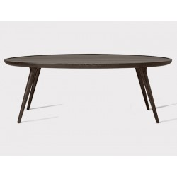 Table basse ovale Accent
