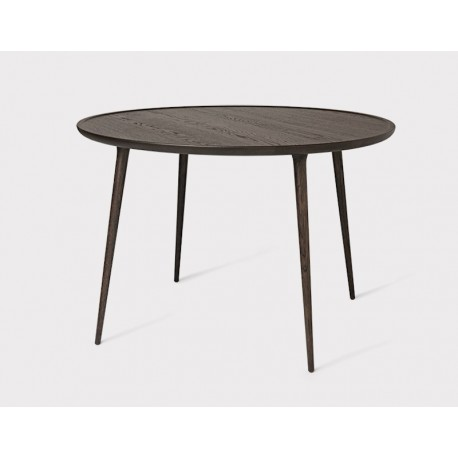 Table de repas ronde Accent Mater