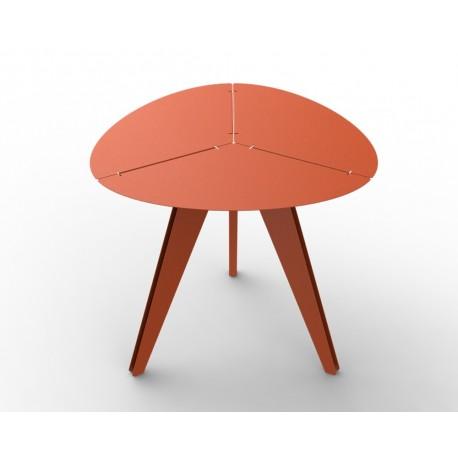 Table haute Triangle Loo