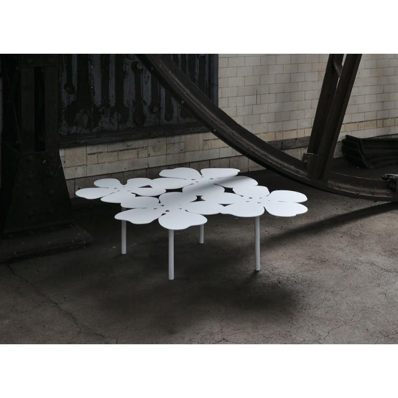 table basse notus xl mati re grise d coration. Black Bedroom Furniture Sets. Home Design Ideas