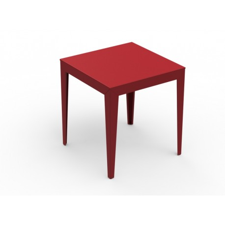 Table carrée Zef 70x70cm