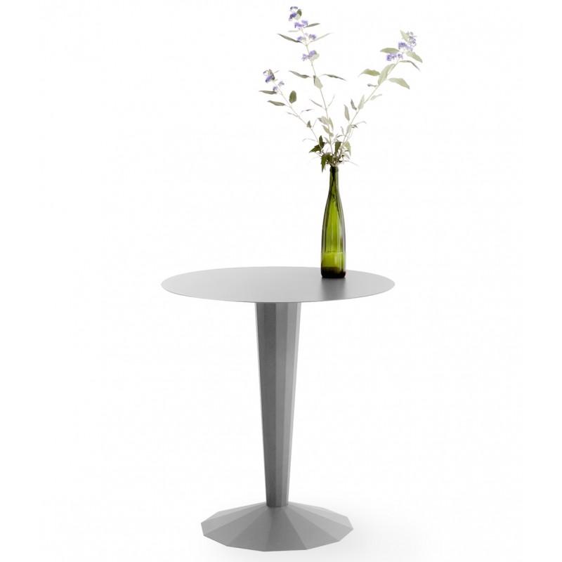 table bistrot ankara mati re grise d coration. Black Bedroom Furniture Sets. Home Design Ideas