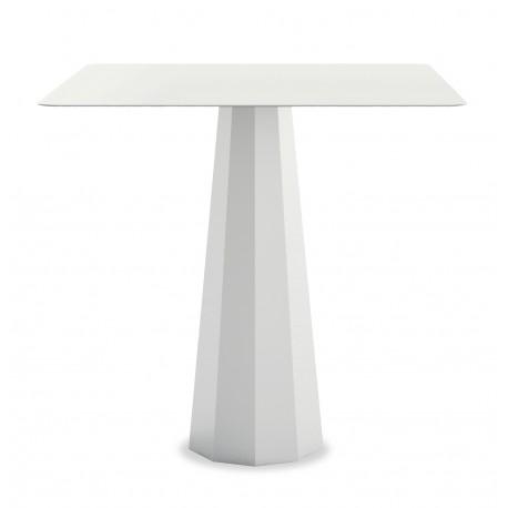 table haute ankara m mati re grise. Black Bedroom Furniture Sets. Home Design Ideas