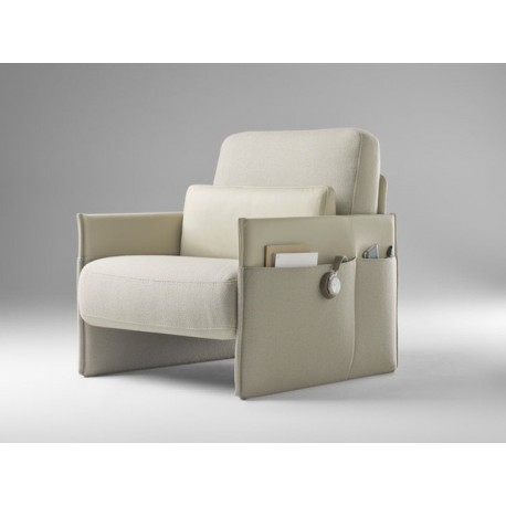 Fauteuil Tabac