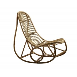 Rocking-Chair Nanny Nanna Ditzel Sika Design