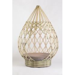 Cocon Goutte en bambou Déambulons
