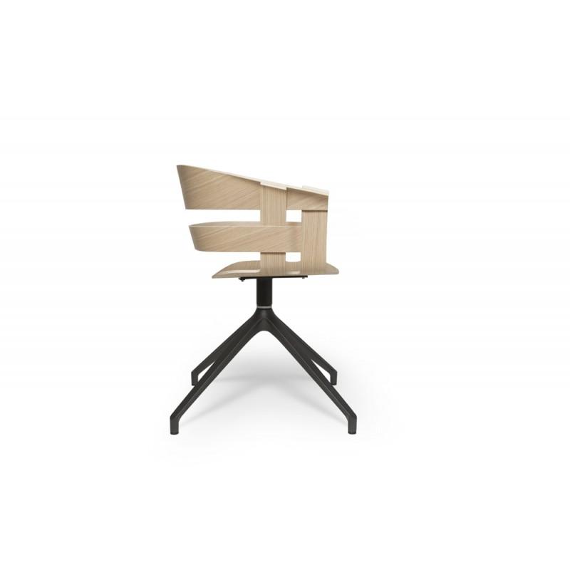fauteuil pivotant wick design house stockholm. Black Bedroom Furniture Sets. Home Design Ideas