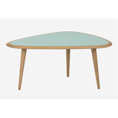 Petite table basse Fifties Red Edition