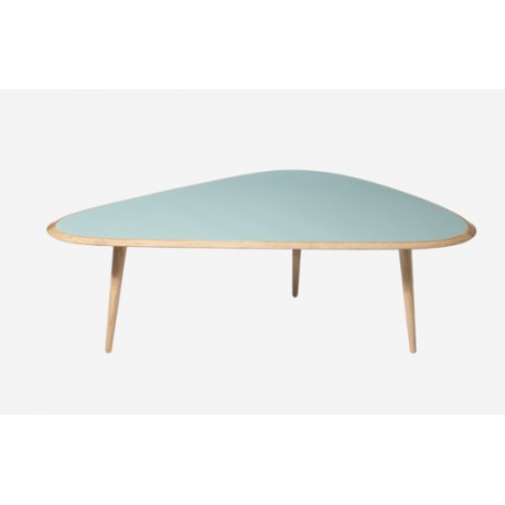 Grande table basse Fifties - Red Edition