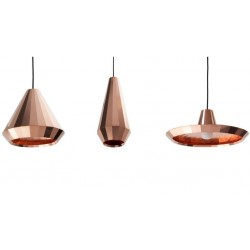 Suspension Copper Lights