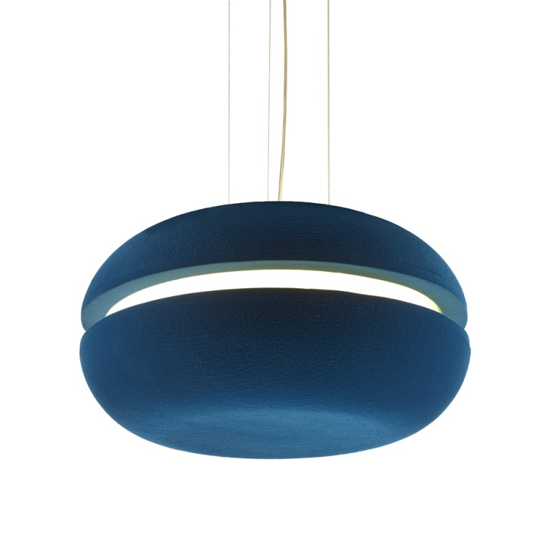Suspension Orbit Acoustique Macaron Acoustique Lighting Macaron Suspension edCxorBW