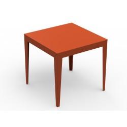 Table carrée Zef 80x80cm