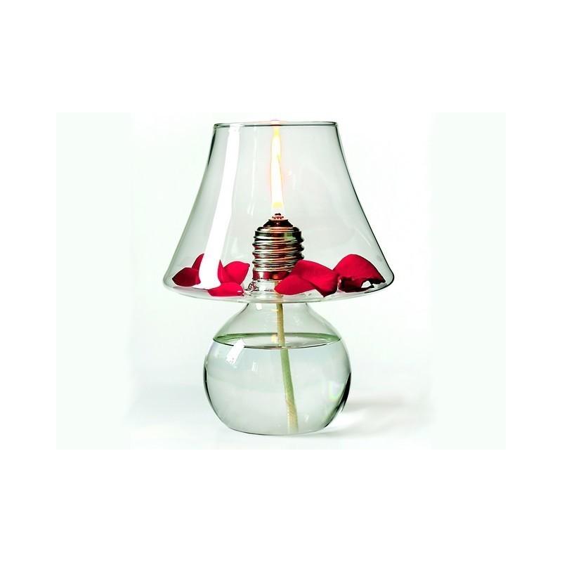 Lampe huile luxlight opossum design - Lampe a huile design ...