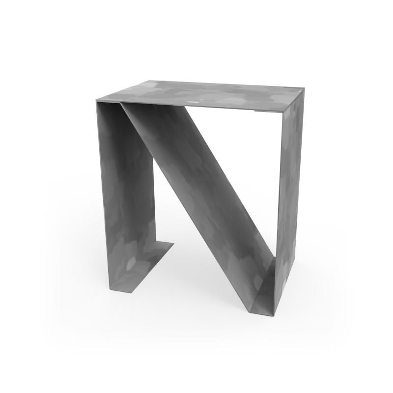 table de chevet spirix zhed. Black Bedroom Furniture Sets. Home Design Ideas