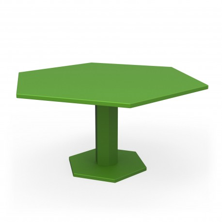 Table Hexagone