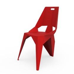 Chaise tripode Plexus haute