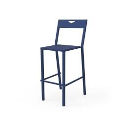 Chaise de comptoir Métropolitain