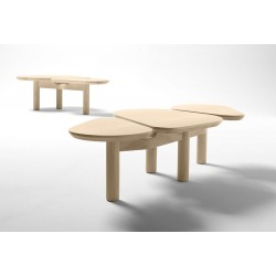 Tables basses Roland Samuel Accoceberry Bosc