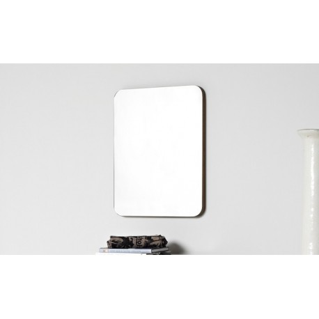 Miroir Silhuet design scandinave Naver