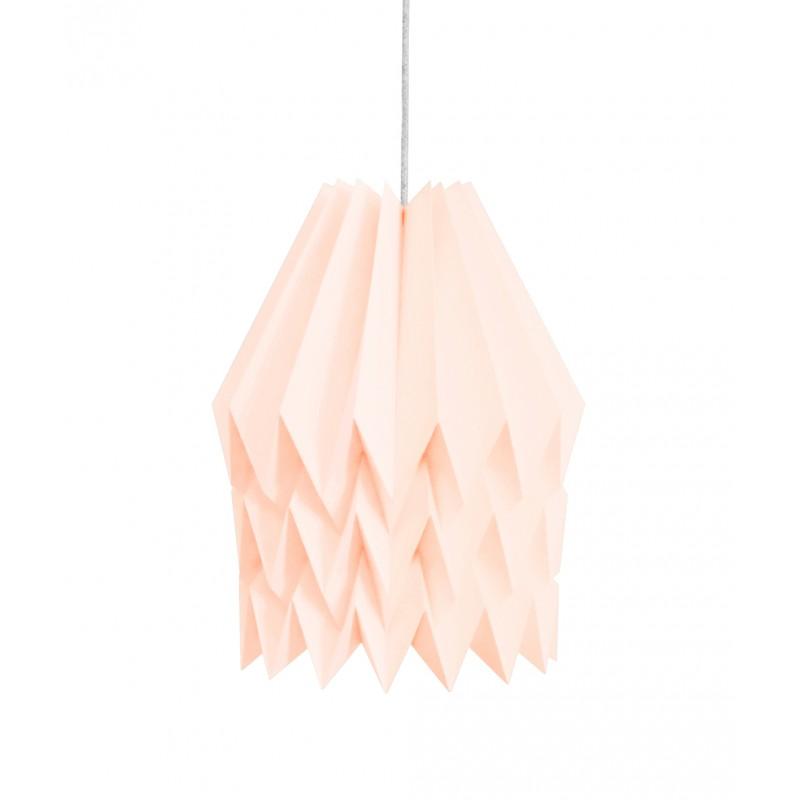 lampe origami plain xl orikomi. Black Bedroom Furniture Sets. Home Design Ideas