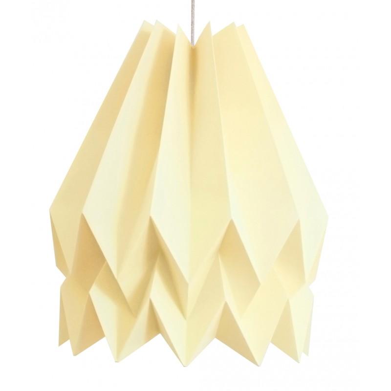 lampe origami plain plus orikomi. Black Bedroom Furniture Sets. Home Design Ideas