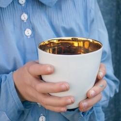 Grande tasse en porcelaine Assoiffée Tsé & Tsé