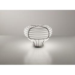 Lampe à poser Chapeau en verre de Murano