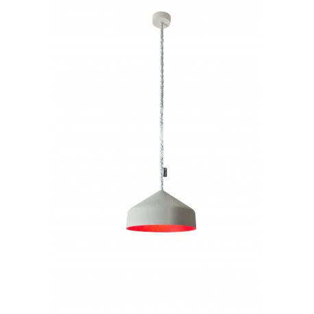 Suspension Cyrcus Cemento rouge