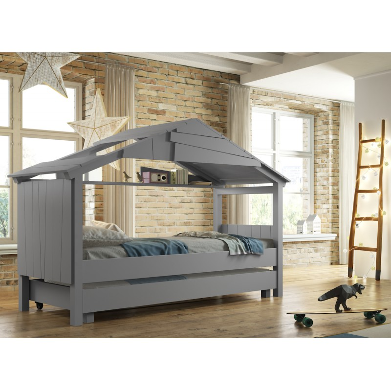 lit cabane star mathy by bols. Black Bedroom Furniture Sets. Home Design Ideas
