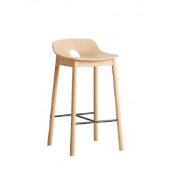 Chaise de comptoir Mono