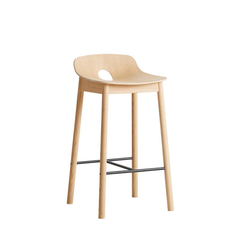 chaise de comptoir mono woud. Black Bedroom Furniture Sets. Home Design Ideas