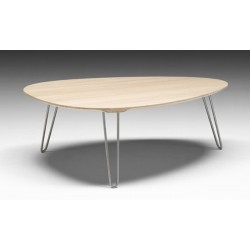 Table basse triangulaire Shark
