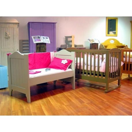 Kit de transformation pour lit bébé