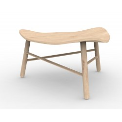 Table basse Feuille