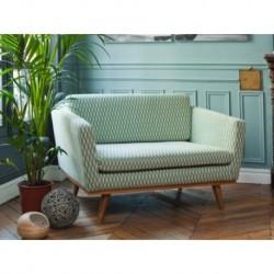 Petit canapé 120 Fifties