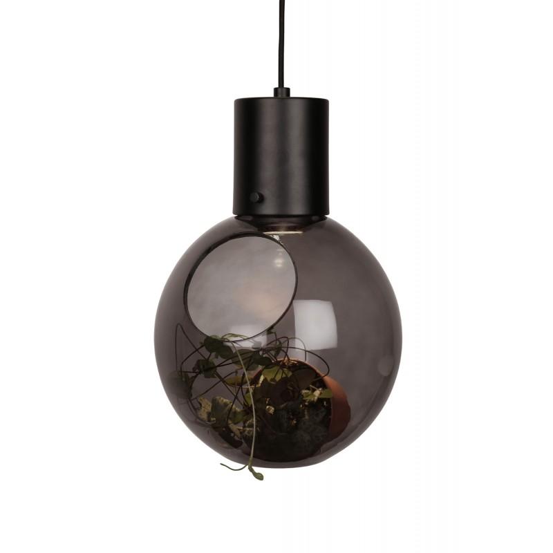 suspension lampe poser hole mini globen lighting. Black Bedroom Furniture Sets. Home Design Ideas