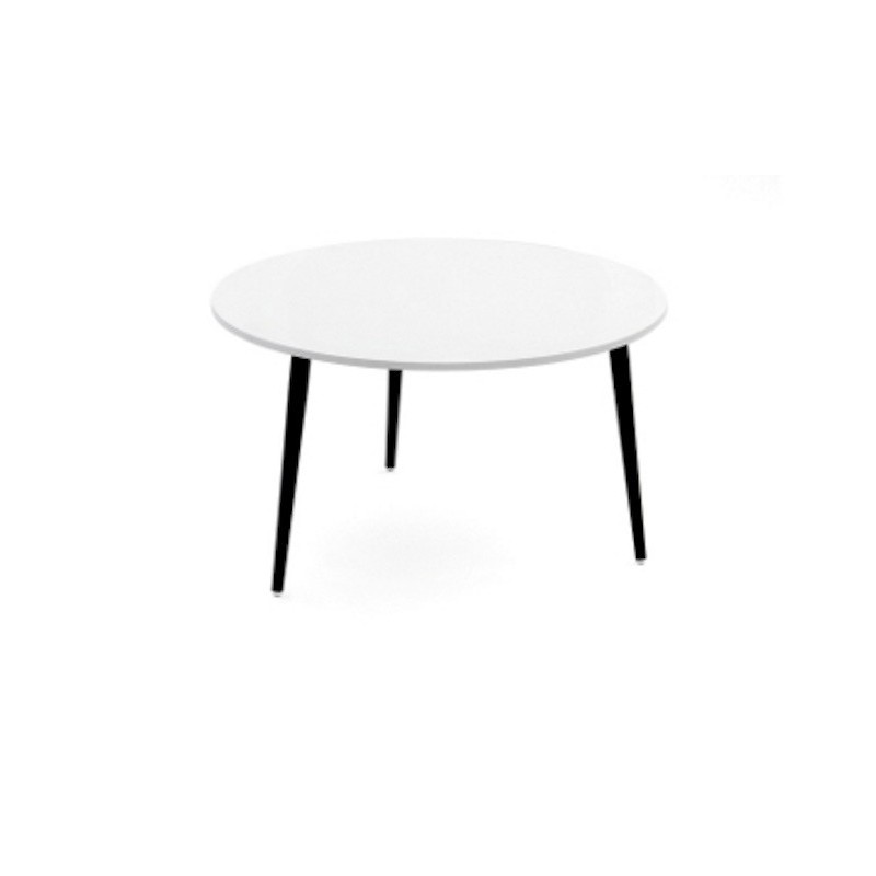 petite table basse ronde soho co dition. Black Bedroom Furniture Sets. Home Design Ideas