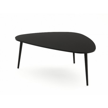 petite table basse triangulaire soho co dition. Black Bedroom Furniture Sets. Home Design Ideas