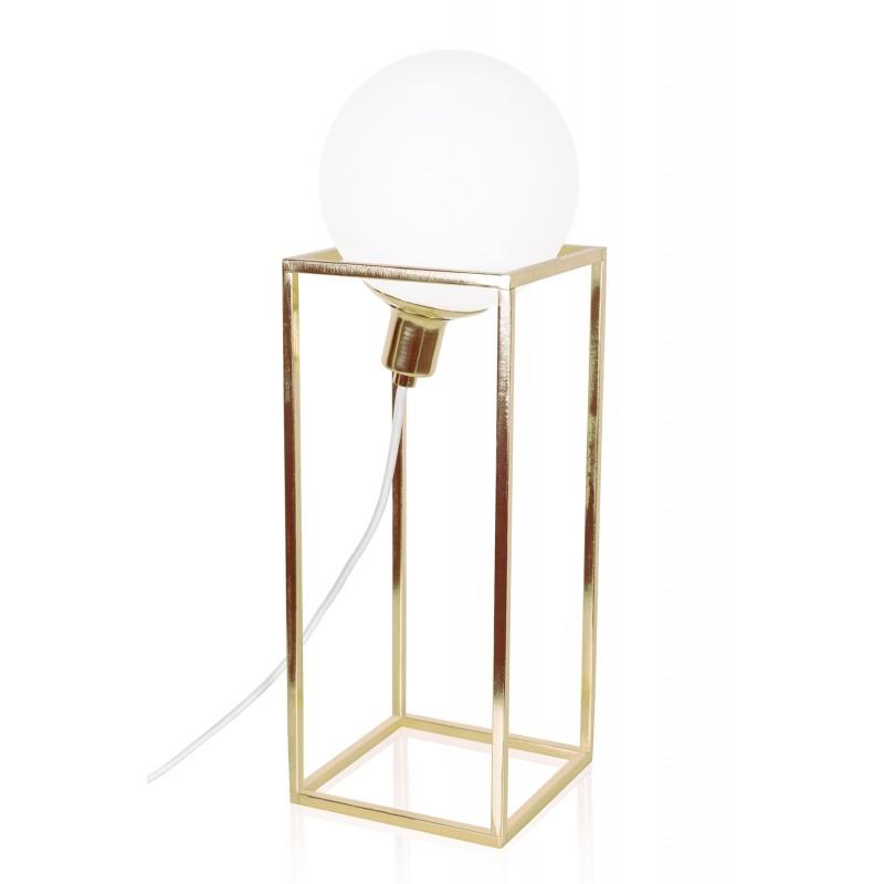 lampe poser cube xl globen lighting. Black Bedroom Furniture Sets. Home Design Ideas