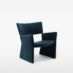 Fauteuil bas Crown Massproductions