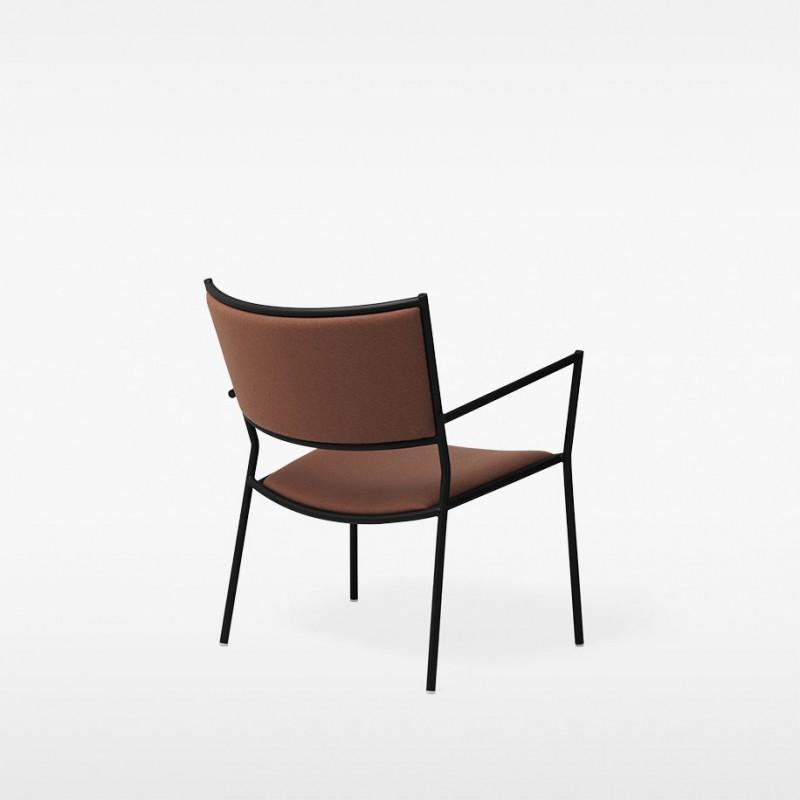 fauteuil bas jig massproductions. Black Bedroom Furniture Sets. Home Design Ideas