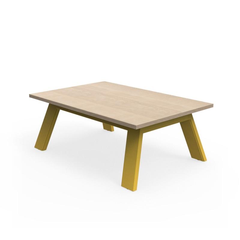 table basse treto zhed. Black Bedroom Furniture Sets. Home Design Ideas