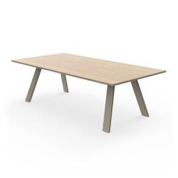 Table de repas rectangulaire Treto ZHED