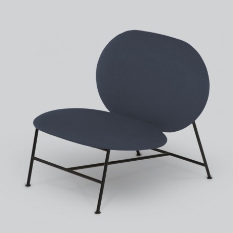 Fauteuil lounge Oblong NORTHERN